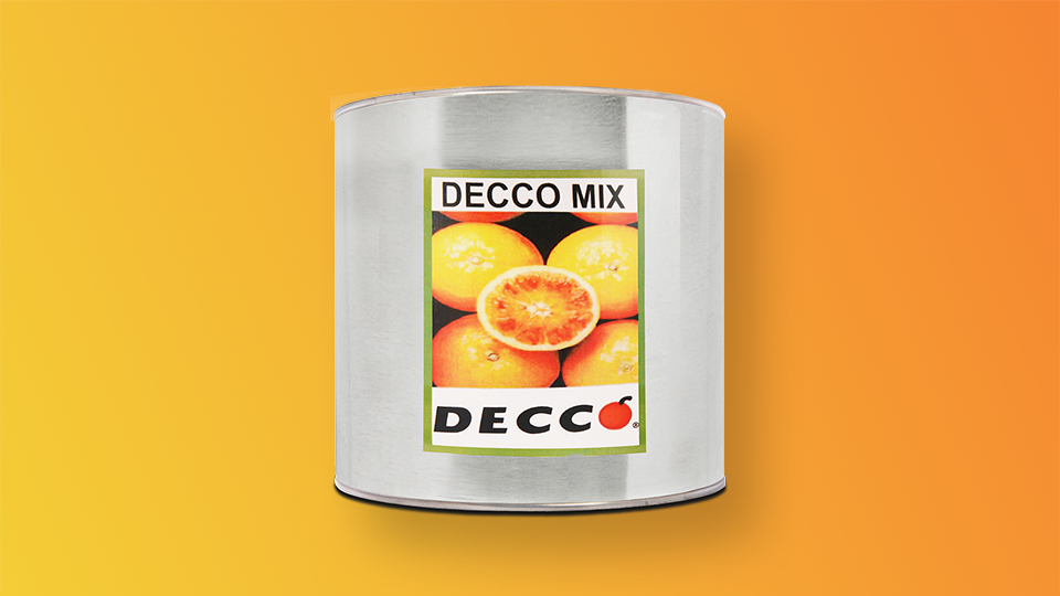 قارچکش دکومیکس DECCO MIX